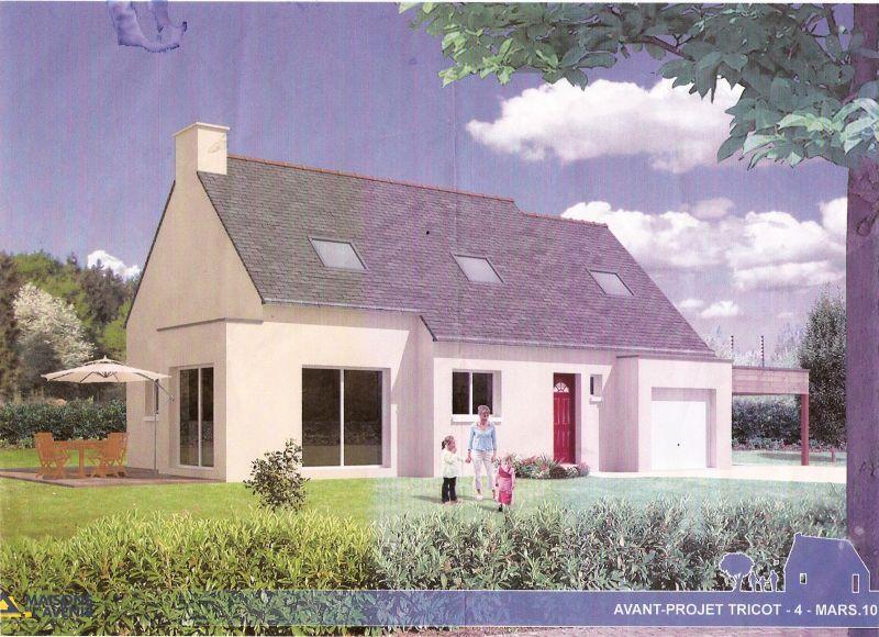 Construction avec maison de l avenir notre nouvelle for Nouvelle construction maison